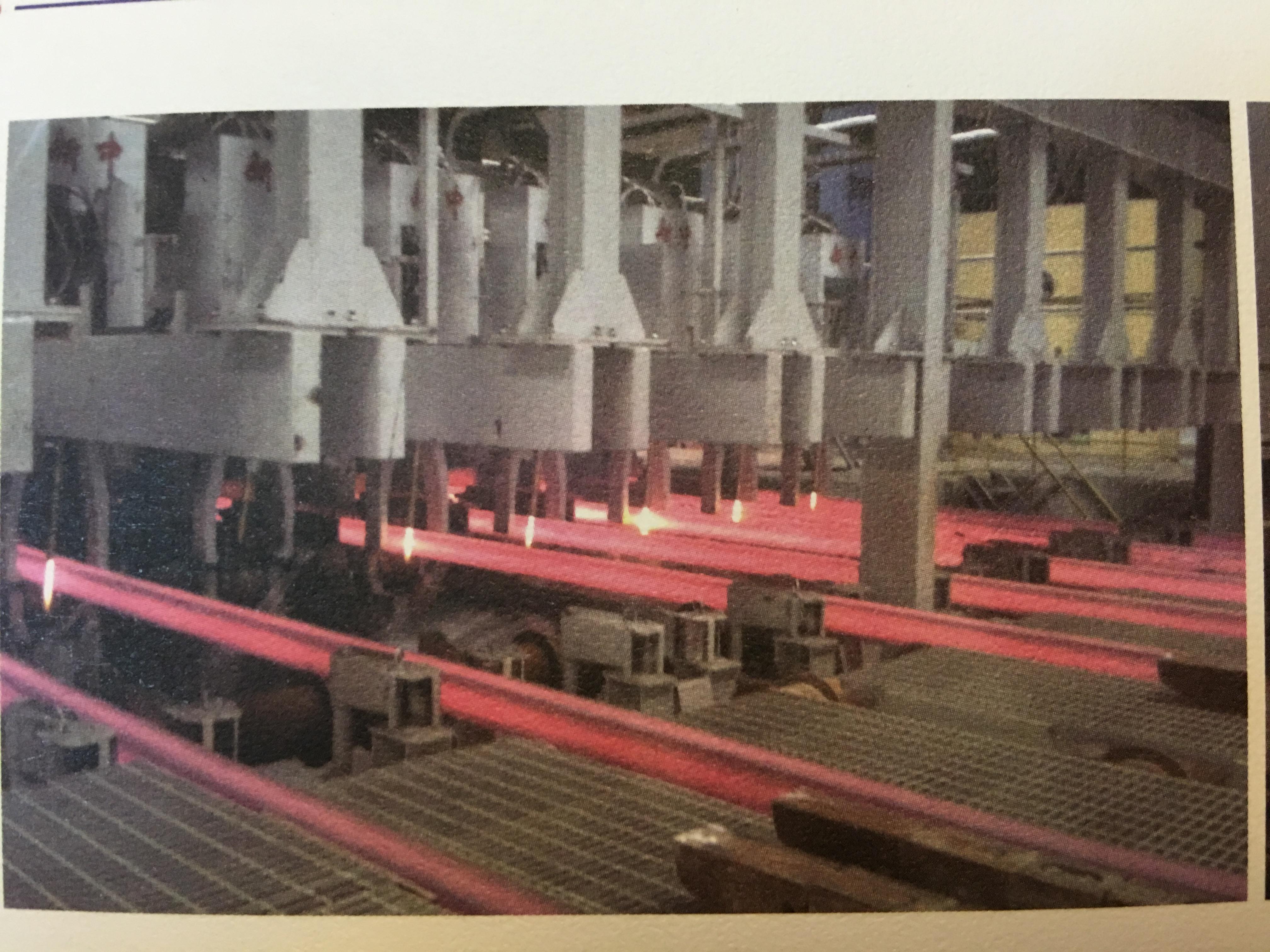 Cung cấp các loại máy đúc liên tục từ 1 dòng đến 8 dòng