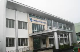 Vina Kyoei đầu tư 220 triệu USD mở rộng nhà máy thép